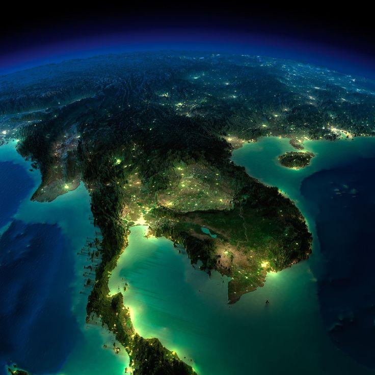 Backpacking Thailand - Backpacker Routen Thailand. Schöne Backpacking Strecken / Reiserouten Thailand im Überblick. Reiserouten u. Ziele Einsteiger / Profis