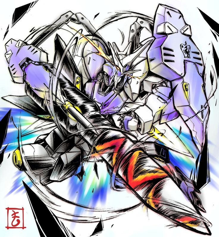 Gundam Iphone Wallpaper: ガンダムキマリスヴィダール [1]