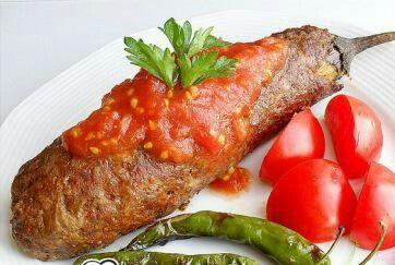 Köfte Mantolu Köfte Patlıcan Tarifi  http://www.sosyetikcadde.com/kofte-mantolu-patlican-kofte-tarifi/