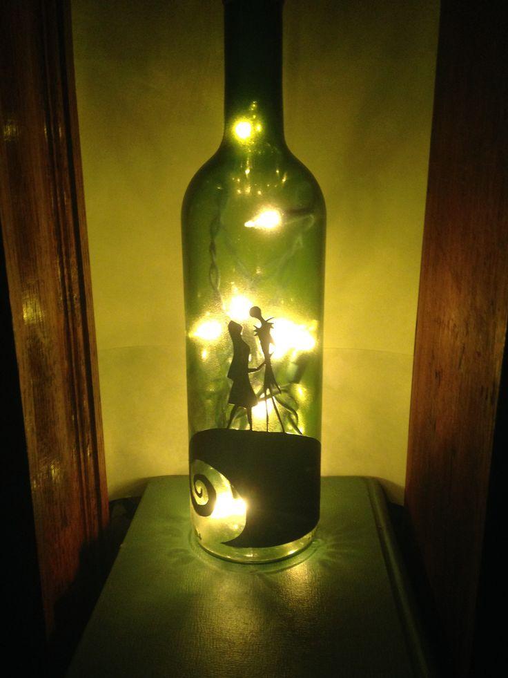 The 7 best Products images on Pinterest | Bottle lights, Wine bottle ...