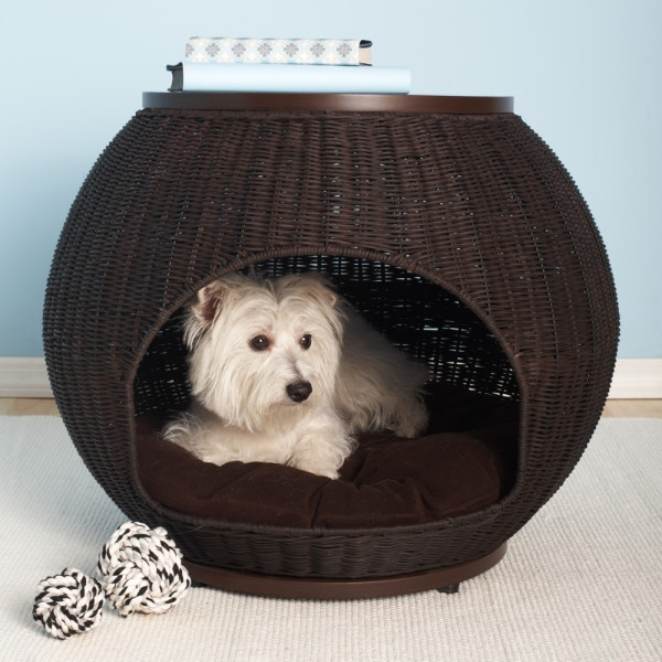 Dog Beds The Refined Canine Deluxe Igloo
