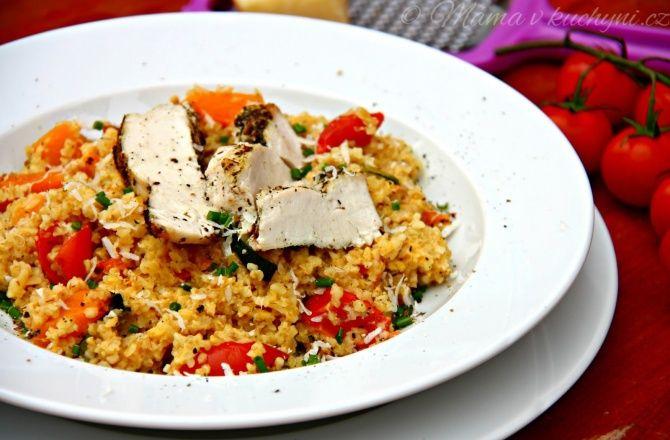 Blog plný chutných a zdravých receptů (nejen) pro děti a přednášky o vaření pro ně.