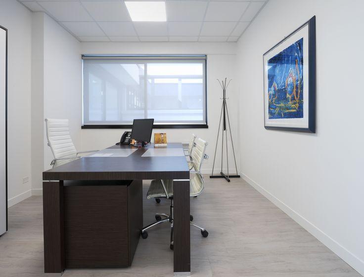 Interno ufficio, la domotica By-me di #Vimar trasforma l'ex sede di un'azienda tessile in un edificio 4.0. Scopri di più → https://www.vimar.com/it/it/software-house-bassano-del-grappa-13031172.html
