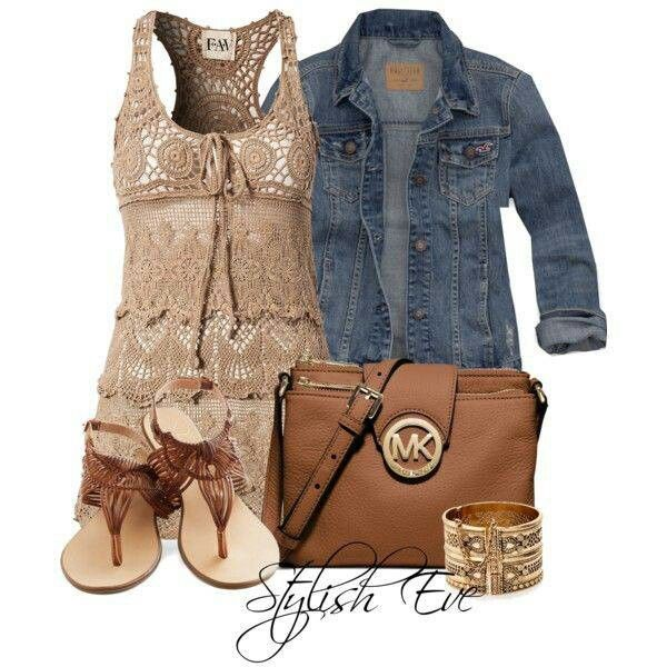 Like the whole outfit