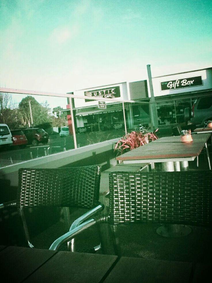 Café with my fave☕