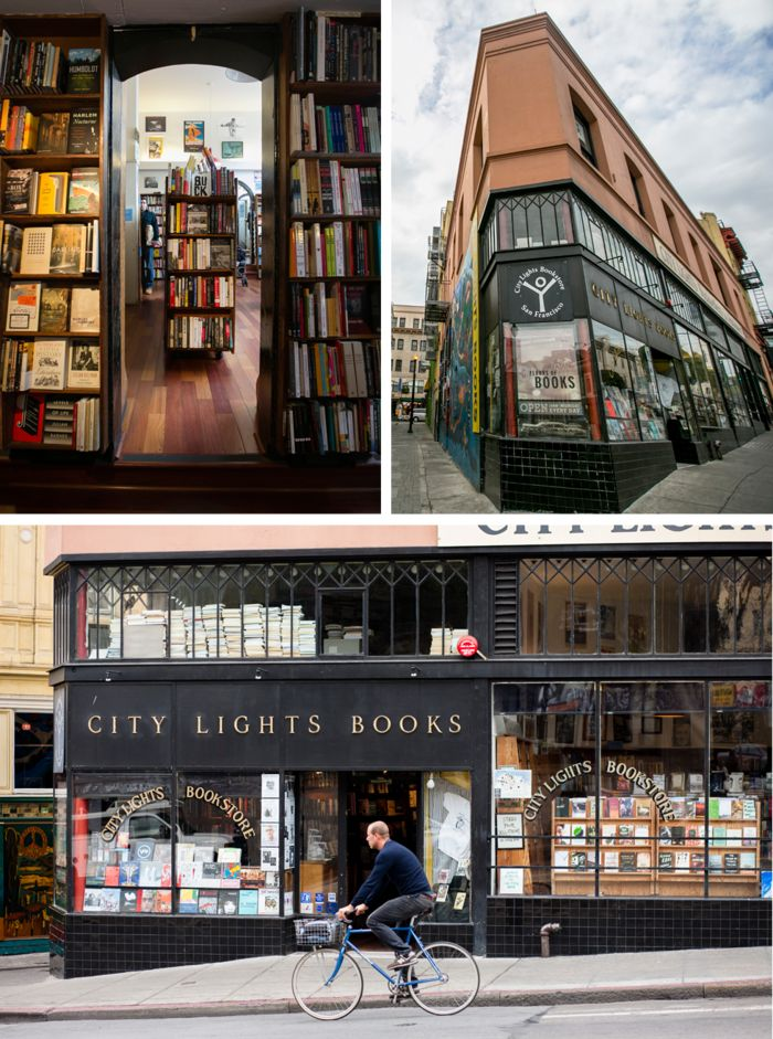City Lights is not just a bookstore, but an institution.