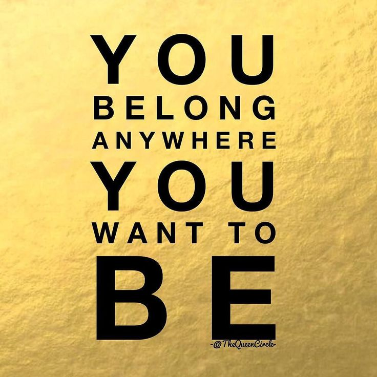 You belong there!! The imposter syndrome is real! It's normal we all go through…