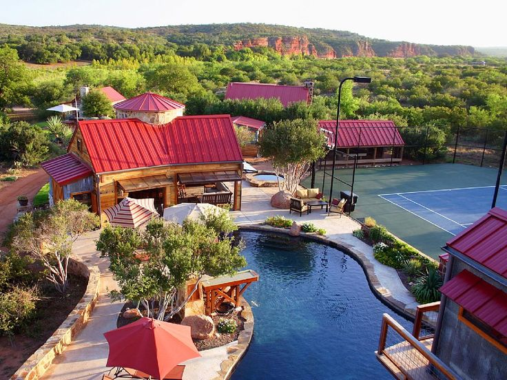 Mason Vacation Rental   VRBO 423176   8 BR Hill Country Estate In TX,  Spectacular River Ranch Resort (Sleeps Private Tennis/Pool
