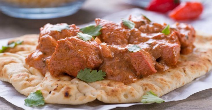 At Home Butter Chicken