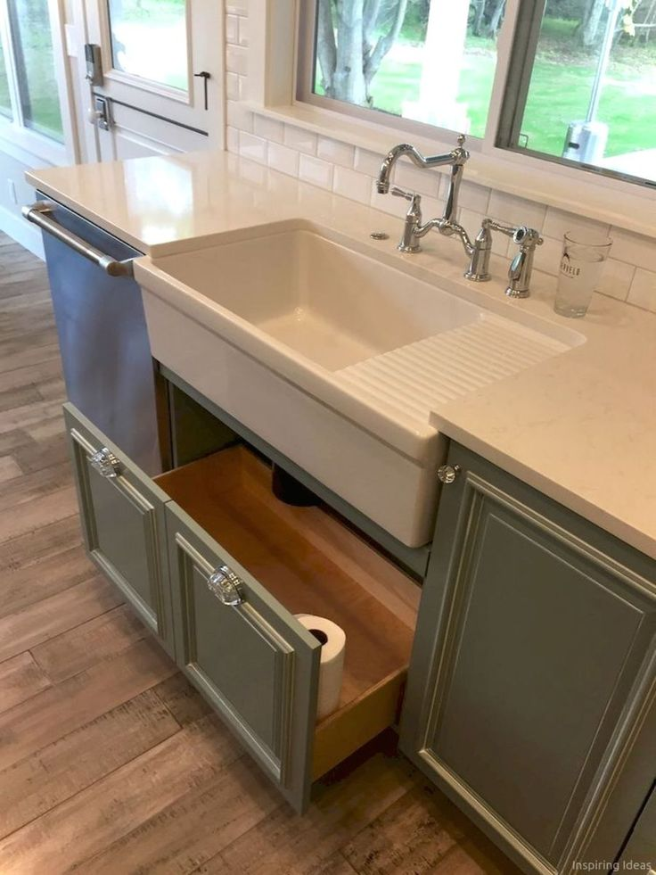 038 Cottage Kitchen Cabinets Ideas Farmhouse Style