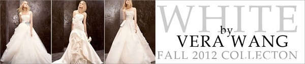 White by Vera Wang Fall 2012 Bridal Gowns