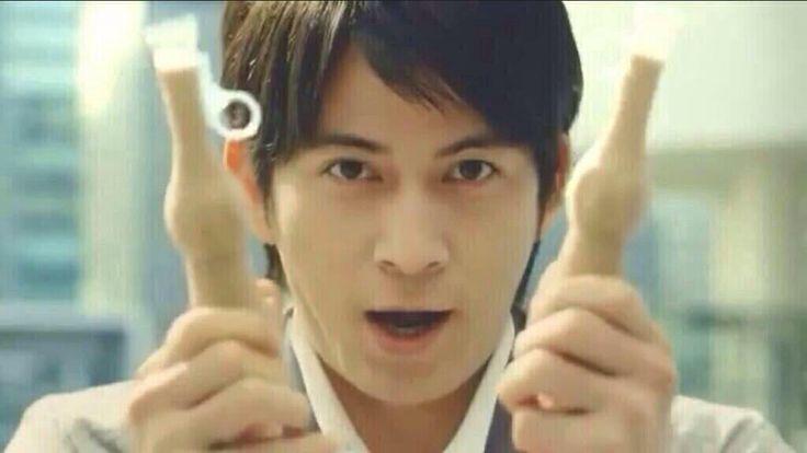 V6 Junichi Okada PAPIKO!
