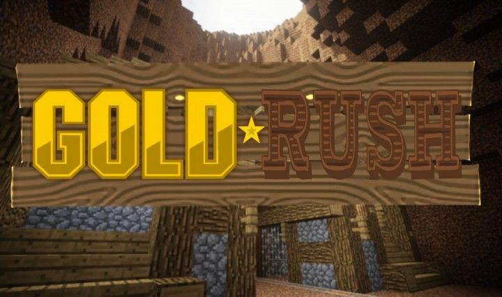 Gold Rush Map for Minecraft 1.9/1.8.8 and 1.7.10 In the Gold Rush Map, you have to survive huge waves of mobs coming to kill you, because you dug too deep. Also, in the Gold Rush Map you have to pass 30 waves and at finally to kill the big boss.To assist you in combat there The post Gold Rush Map 1.9/1.8.8/1.7.10 appeared first on aMinecraft.