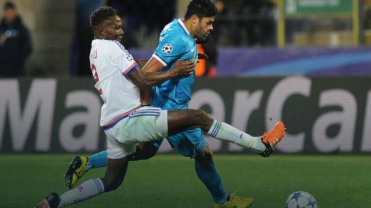 LM: Zenit lepszy od Lyonu, wspaniały gol Hulka