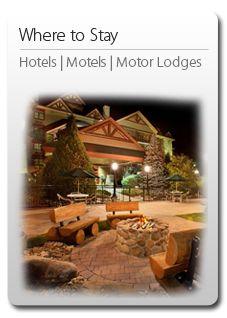 Downtown Gatlinburg Hotels