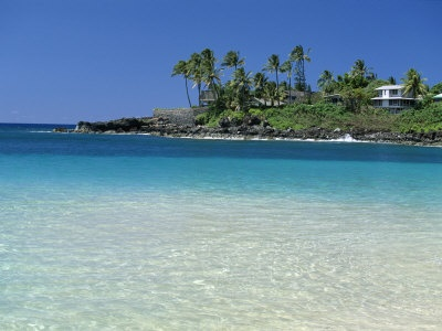 Waimea Bay on the North Shore which is a Surfing Mecca on Oahu, HI.  LOVE IT --BEEN RIGHT THERE :)