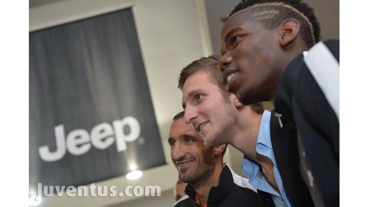 When Jeep met Chiellini & Pogba in Sydney - Juventus.com