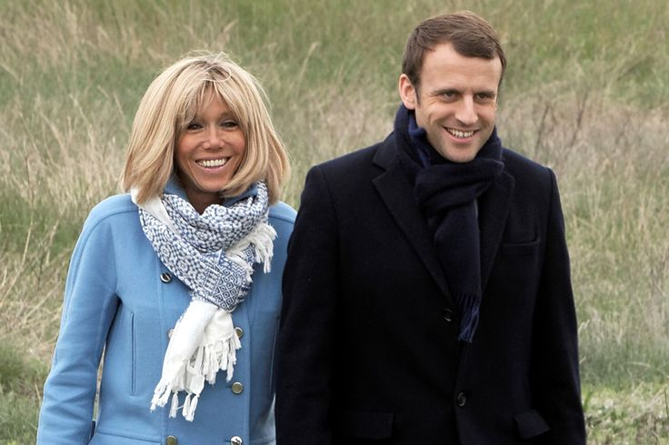 Emmanuel Macron's wife Brigitte Trogneux is 24 years his senior. So what? Not every older woman is a cougar, says Jane Moore