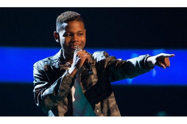 16 Year Old Zimbabwean Donel Mangena Wowa Will I Am The Voice Uk