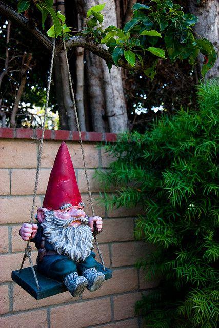 Shayna Ingram garden swing