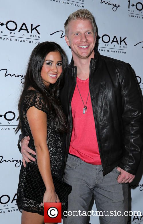 Sean Lowe, Catherine Giudici, 1 Oak Nightclub