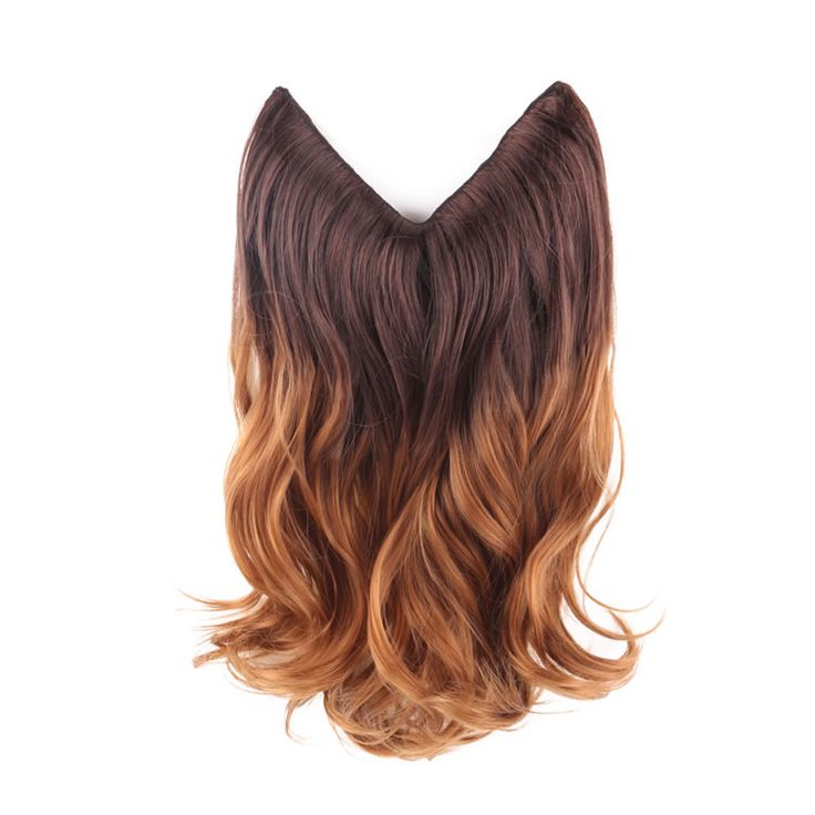 29 Best Fh Clip In Hair Images On Pinterest Full Hair Thick Hair