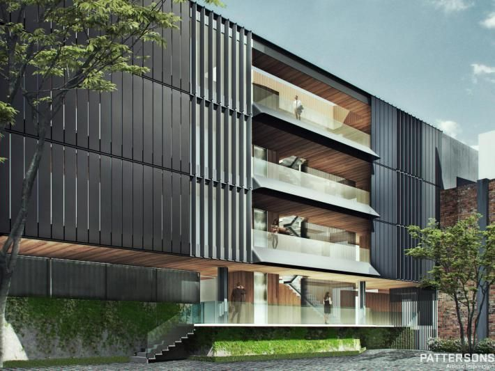 The Ford Residences - Augustus and York - Parnell