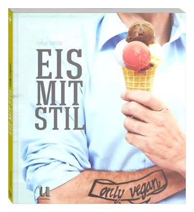 Eis mit Stil Cover Design // Neuer Umschau Buchverlag