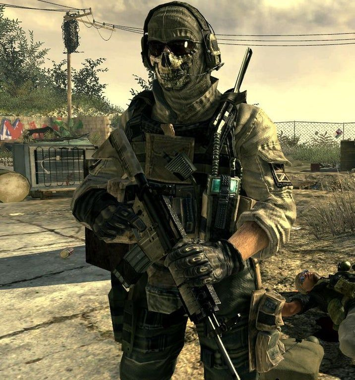 Can We Please Have The Original Mw2 Ghost Modernwarfare In 2020 Call Of Duty Ghosts Modern Warfare Call Of Duty