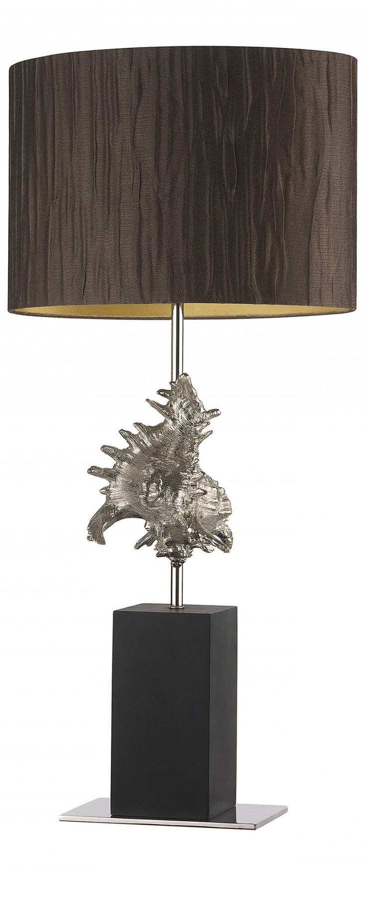 Modern lamp tables -  Silver Silver Table Lamp Table Lamps Modern Table Lamps Contemporary Table