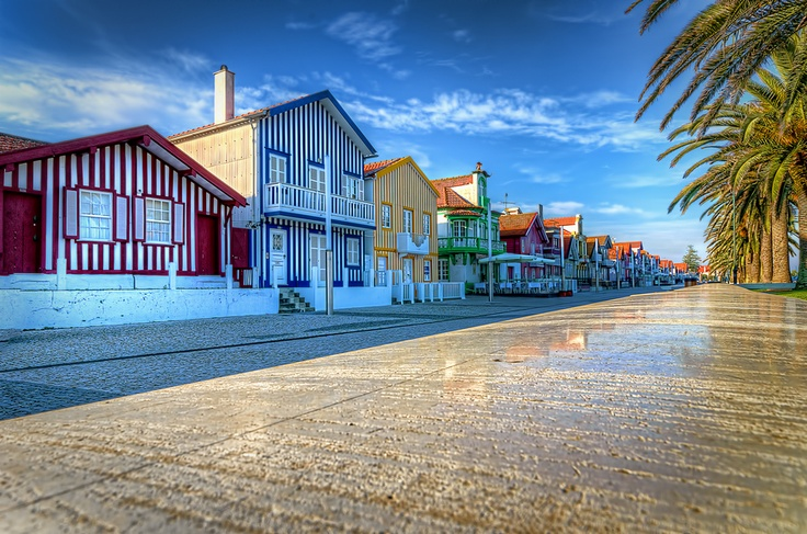 Aveiro (HDR): Bucket List, Aveiro Hdr, Photo
