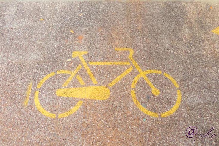 Καλαματα (Kalamata) May 2015  Beautiful town, beautiful people. bicycle road