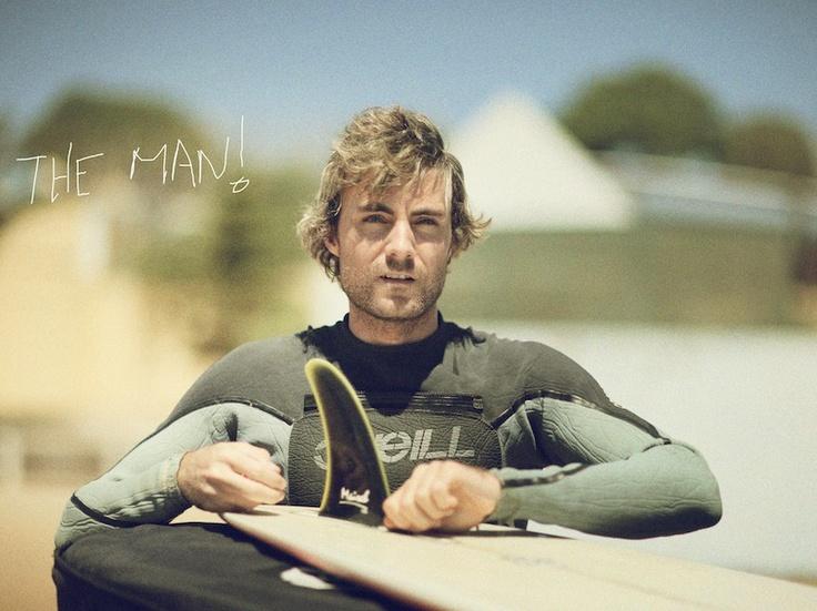 west coast surfing with Ashton Hayes Photo by Andrew Brauteseth