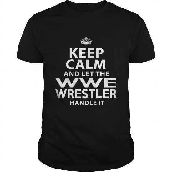 I Love  WWE WRESTLER T-Shirts