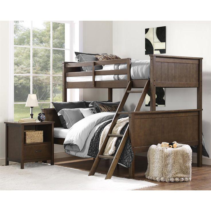 Best 25 Twin Full Bunk Bed Ideas On Pinterest: 25+ Best Ideas About Bunk Bed Designs On Pinterest