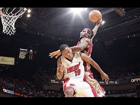 LeBron James Top 20 Posterize Dunks 2003-2013