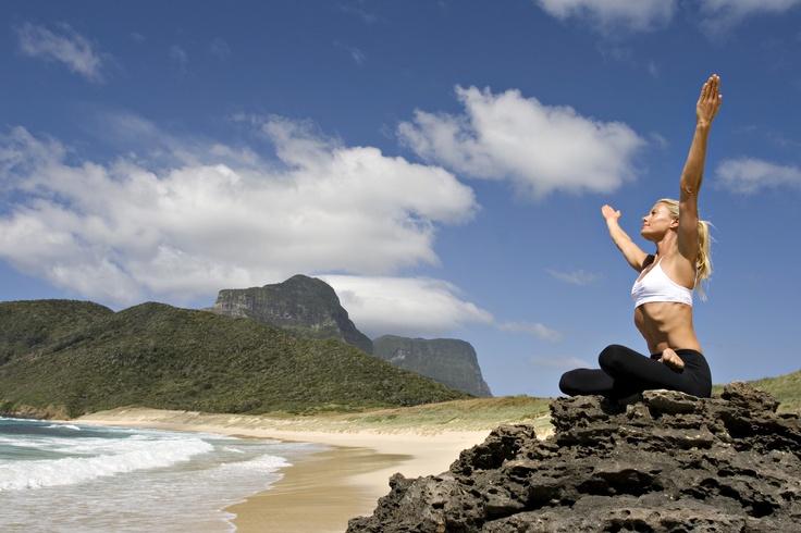 Yoga | Lord Howe Lotus x