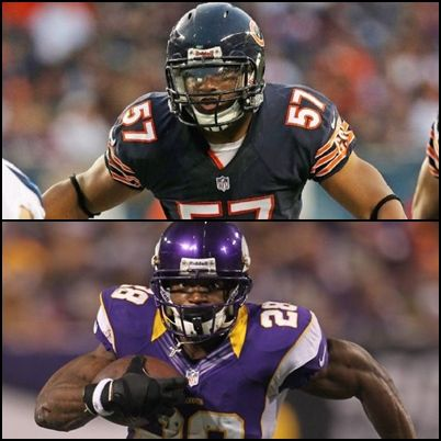Can the #Bears stop Adrian Peterson at the Metrodome today? Here's what #Chicago must do to stop the Vikings star. Check out the Week 13 preview that includes all the latest injuries, key matchups, key stats, players to watch and a final score prediction http://www.chicagonow.com/bears-backer/2013/12/week-13-nfl-game-preview-chicago-bears-at-minnesota-vikings/