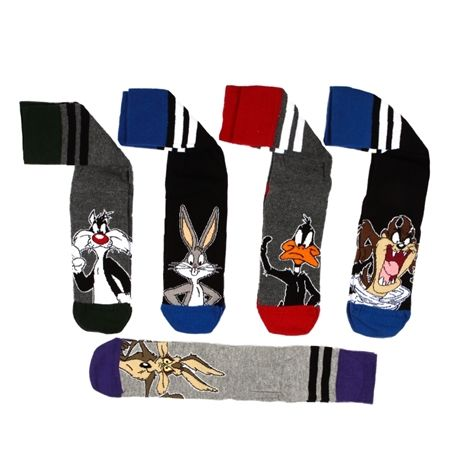 Men's socks Disney Bugs. Check our store. #socksdisney