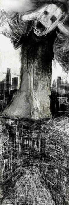"""""""The City Beneath The City"""" - By Ruth Clotworthy. °"""