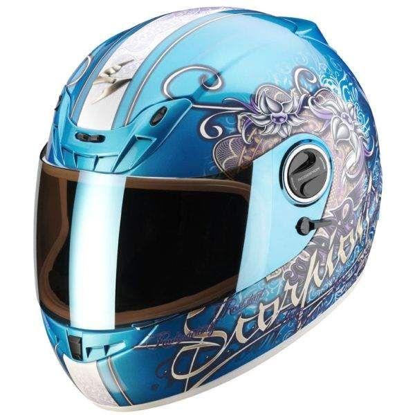 Scorpion EXO 400 Ann Helmet