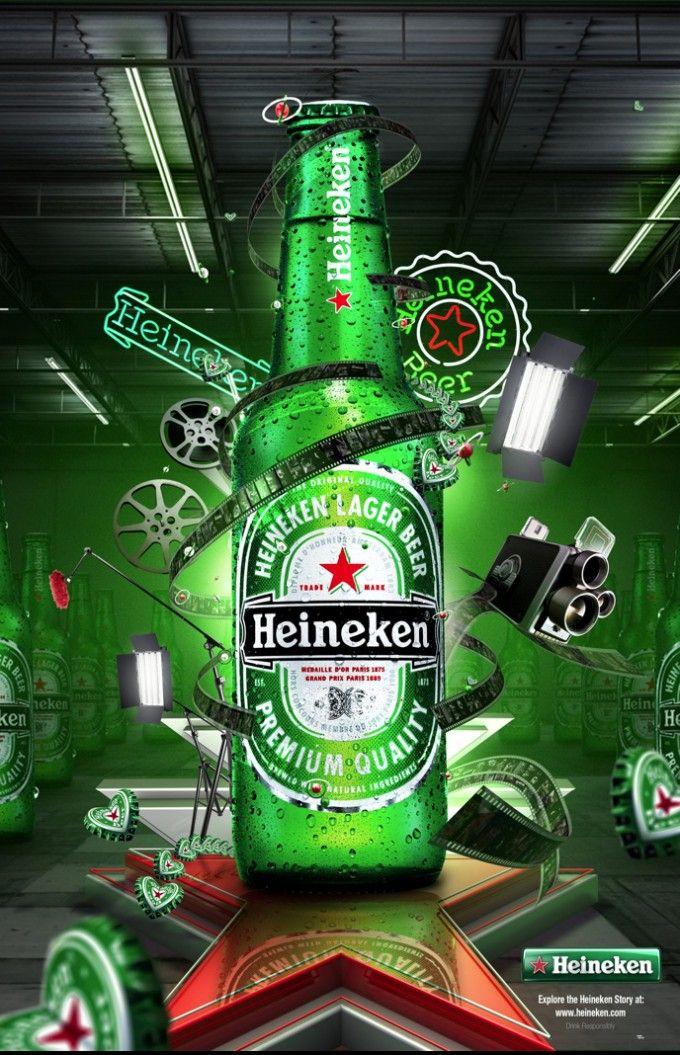 Mike Tello: Heineken: AngelsignStudio.com