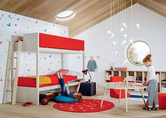 Muebles para soñar y para jugar de Nidi Desing - Mamidecora
