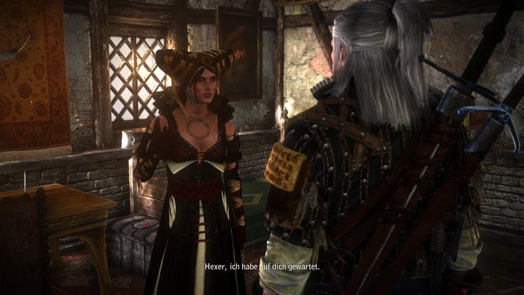 Witcher 2 Flotsam Bordell and funny devices ;)