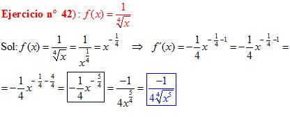 Derivadas - ejercicios de derivadas resueltos en Derivadas.es - Part 13