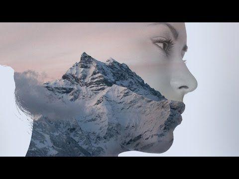 Double Exposure Effect Photoshop Tutorial - YouTube