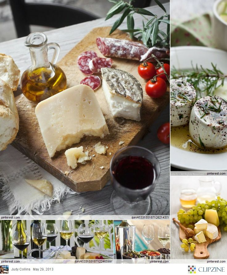 Wine + Cheese + More