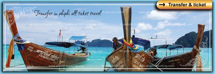 Boat to Koh Phi Phi