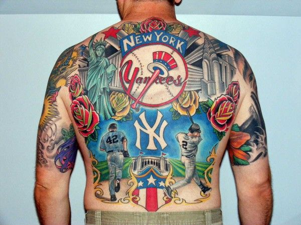 fanatical fans redefine crazy with these over the top sports tattoos now that 39 s funny pinterest. Black Bedroom Furniture Sets. Home Design Ideas