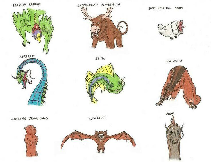 ATLA: animals | Avatar...